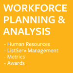 Workforce Planning & Analysis