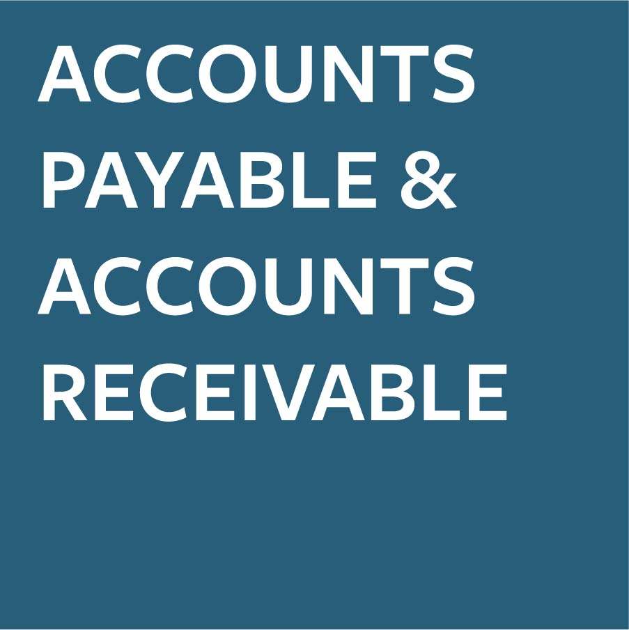 Accounts Payable & Accounts Receivable