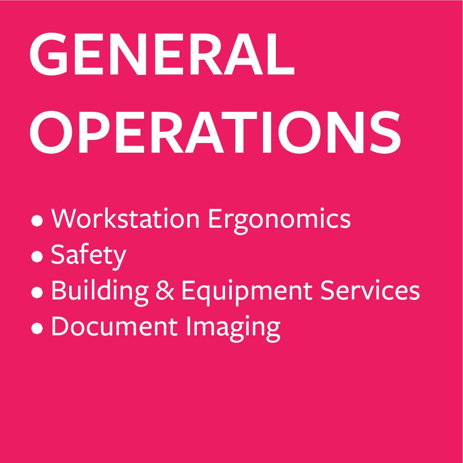 General Operations