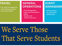 Student Affairs Business Operations