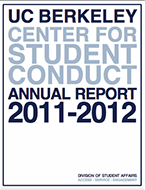 2011-12 Conduct Annual Report
