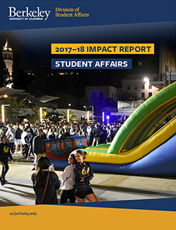 2017-18 Impact Report, Student Affairs