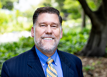 Stephen C. Sutton, EdD - Interim Vice Chancellor, Student Affairs