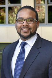Photo of David A. Surratt, Ed.D, Interim Associate Vice Chancellor for Residential and Student Service Programs