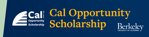 Cal Opportunity Scholarship