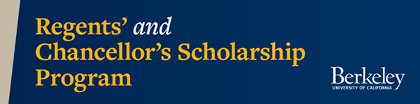 Regents' and Chancellor's Scholarship Program